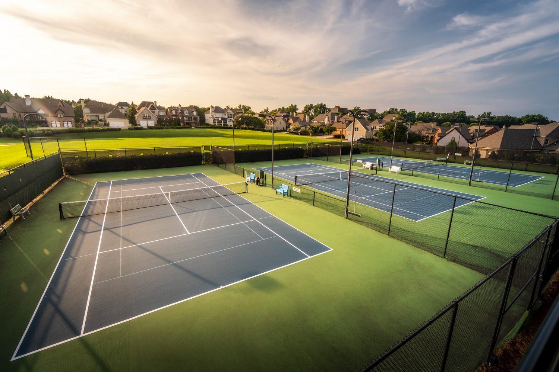 Chateau Elan Tennis