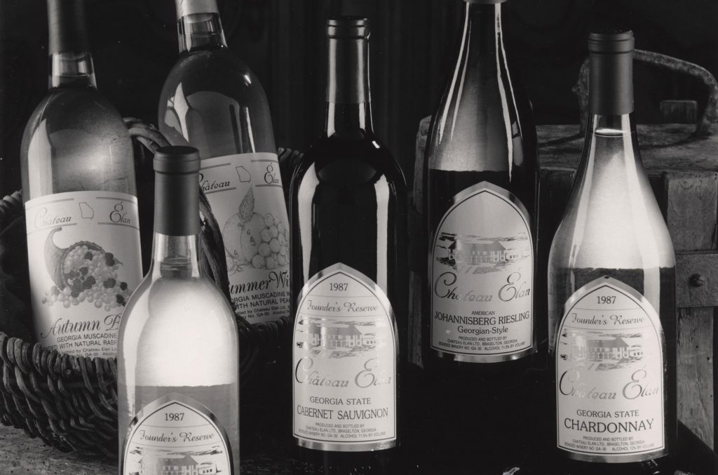 1985 - First (1984 Vintage) of wines released