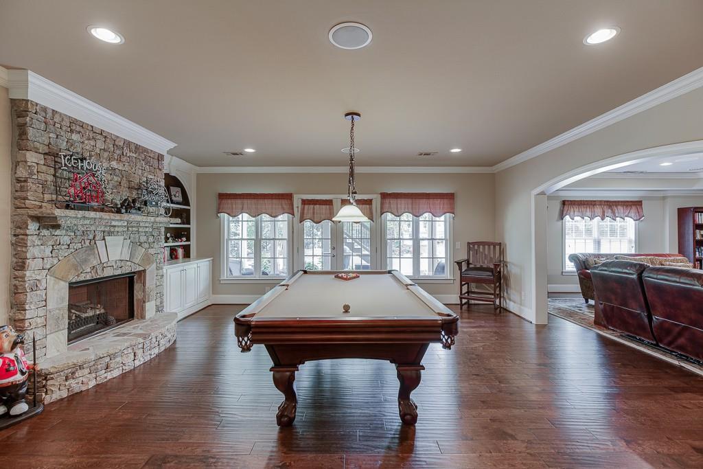 [Sold] 2560 Shumard Oak Drive ($804,900) pool table